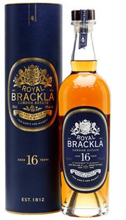 Royal Brackla Scotch Single Malt 16 Year...